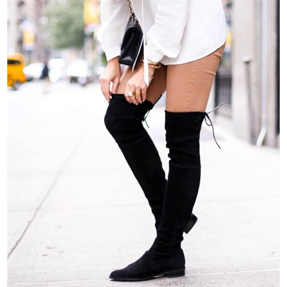38073c83cbc3 Stuart Weitzman lowland look a like over knee boot.  M_5bcf8f00819e90c7e53810ab